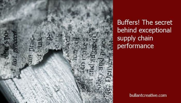 Buffers The Secret to Supply Chain Performance - Header Image