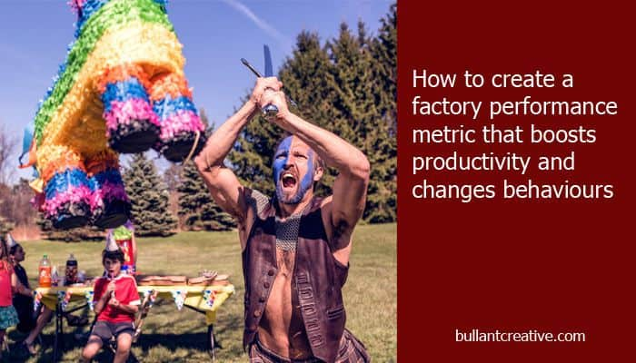 Factory Performance Metric